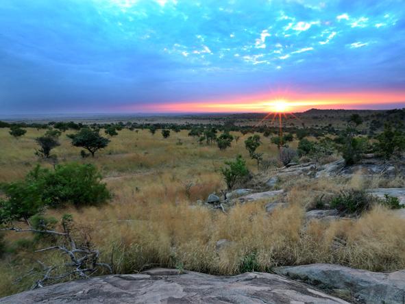 Lemala Kuria Hills - Stunning sunsets