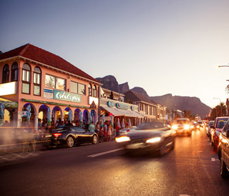 Villa Neighbourhoods - Camps Bay, Cape Town