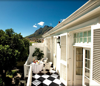 African Accommodation - Boutique Hotel