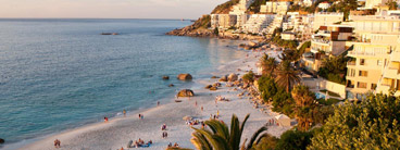 Featured - South Africa Beach Villas