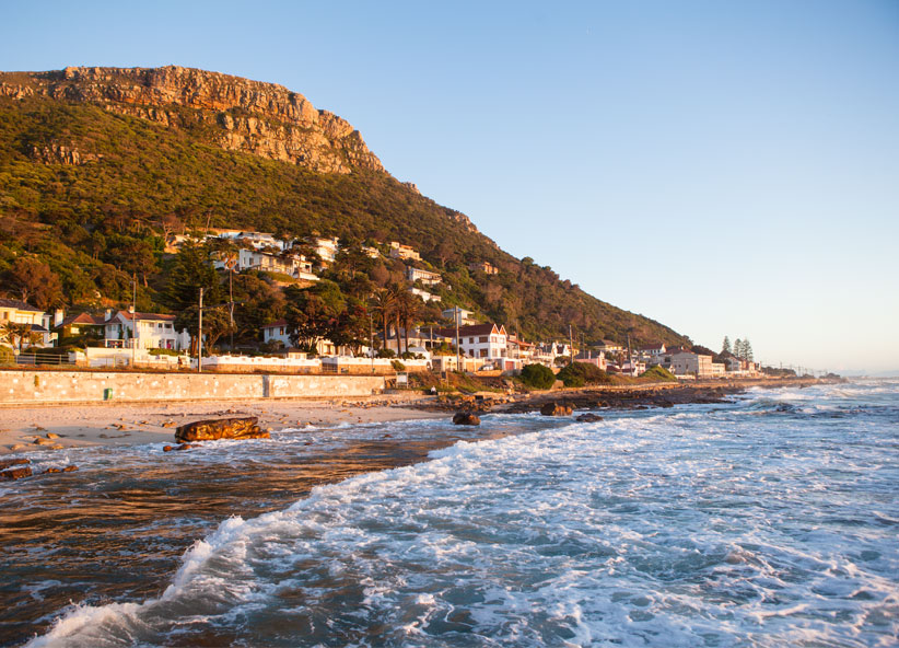 St James & Kalk Bay