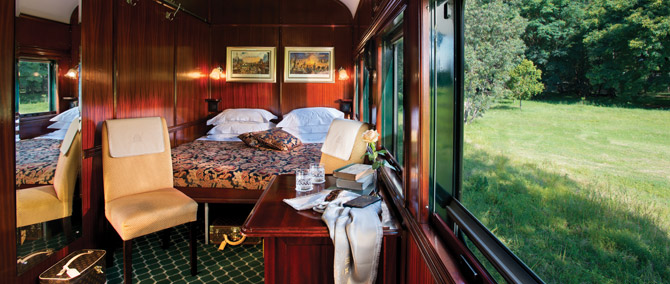 African Tours & Safaris - Luxury Train Travel