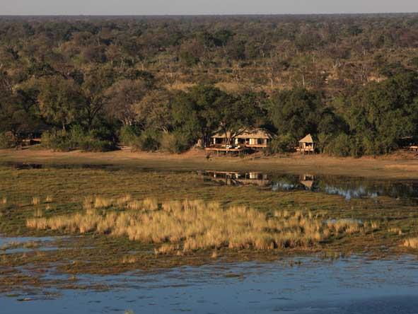 Zarafa Camp - Zibadianja Lagoon