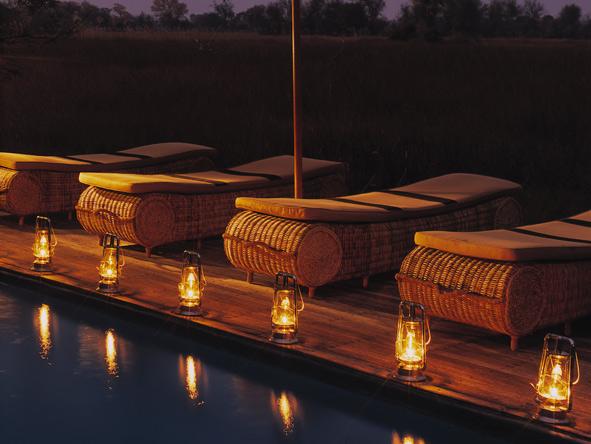 Nxabega Okavango Safari Camp - Fine details