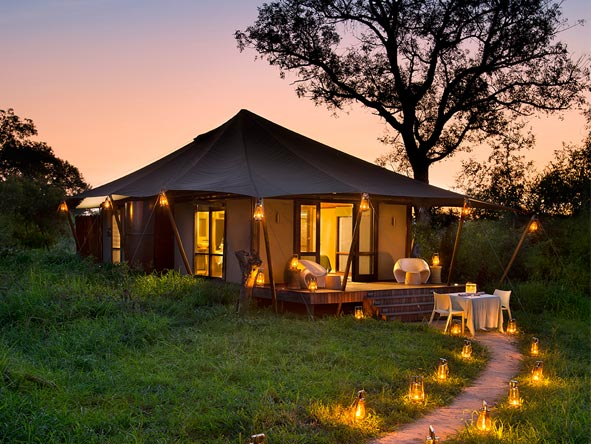 Classic Cape Town, Kruger & Victoria Falls - Evening game drives