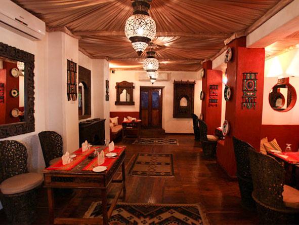Jafferji House & Spa - Zanzibari & Swahili art