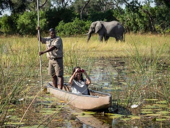 Botswana & Mozambique Idylic Escape - Best game viewing destination