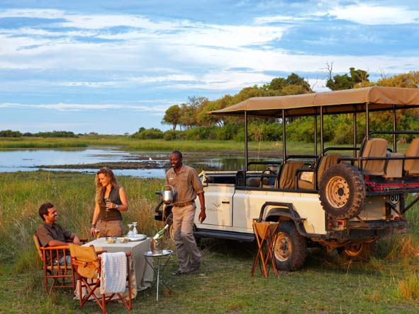 Botswana & Mozambique Idylic Escape - Morning & evening game drives