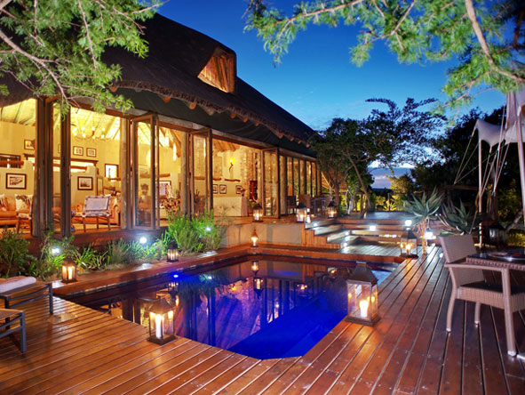 Bayethe Tented Lodge - Swimming pool