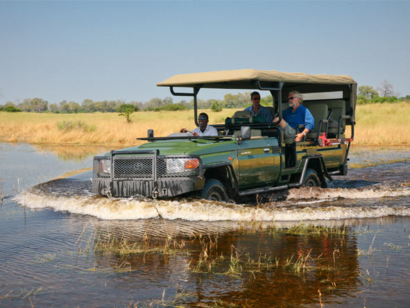 Botswana's Best Safari - Multi-activity tour