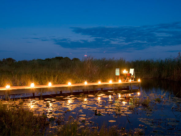 Botswana's Best Safari - Honeymoons or special occasions