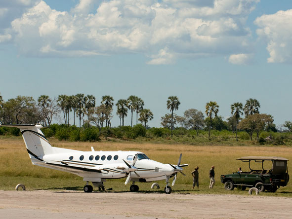 Botswana's Best Safari - Fly-in safaris