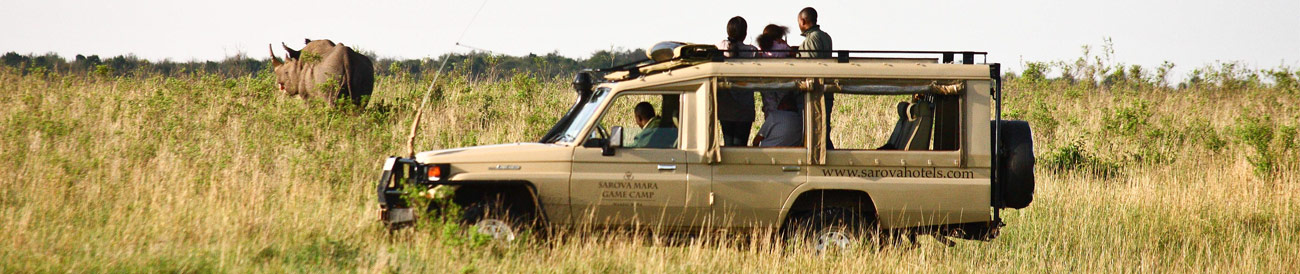 Explore Kenya Private 4x4 Journey