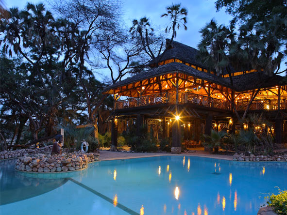 Explore Kenya Private 4x4 Journey - Swimming pools