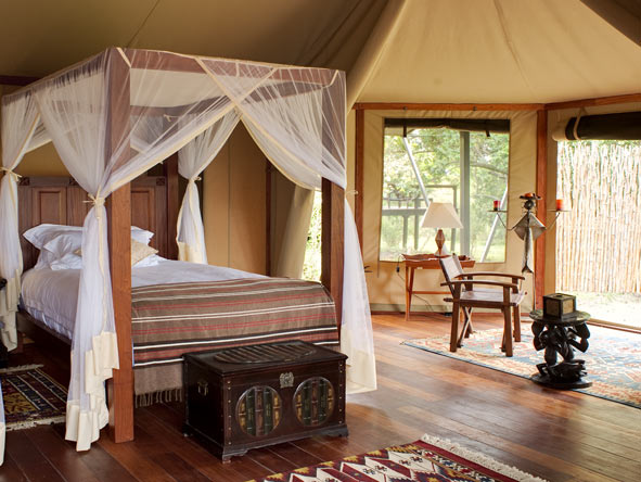 Olare Mara Kempinski - Family-friendly camp