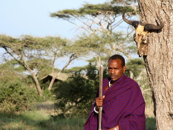 Lemala Ndutu - Maasai culture