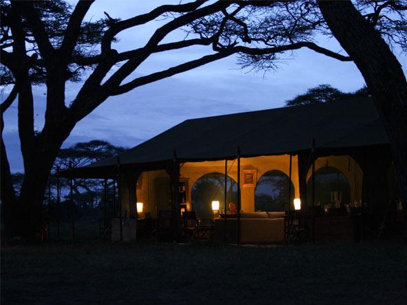 Lemala Ndutu - Romantic ambience