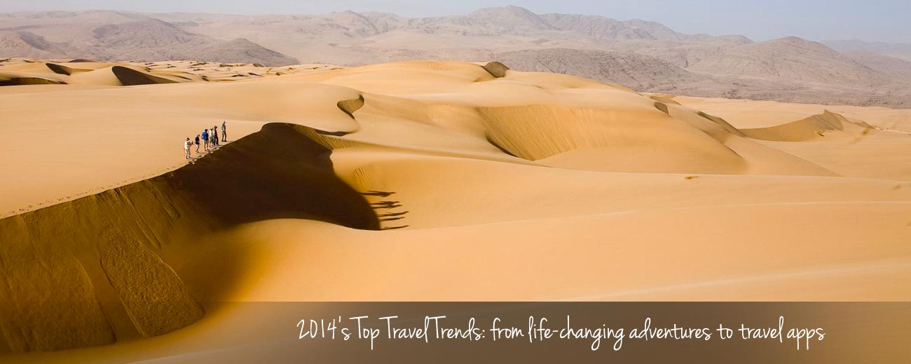 Top 10 Travel Trends for Africa in 2014