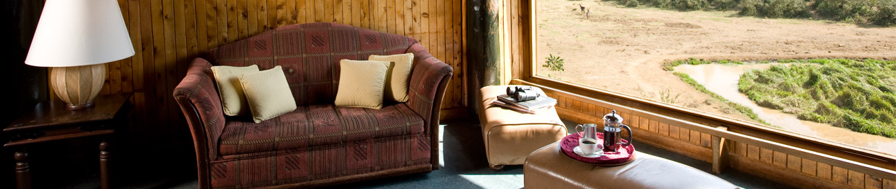 Serena Mountain Lodge - Kenya
