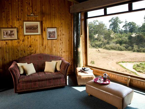 Serena Mountain Lodge - Stunning views