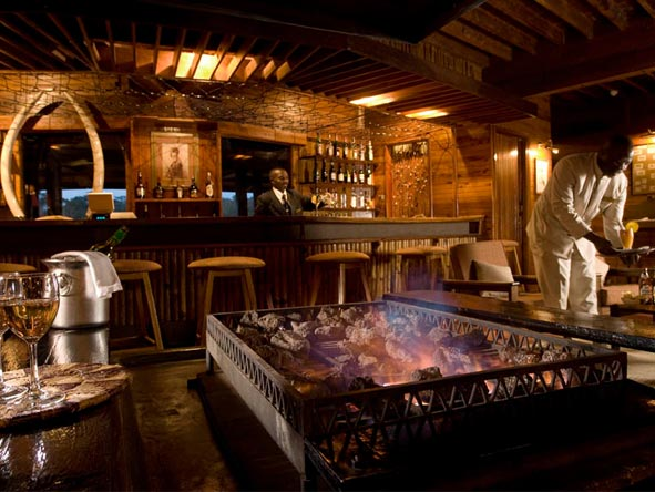 Serena Mountain Lodge - Cool, relaxed environment