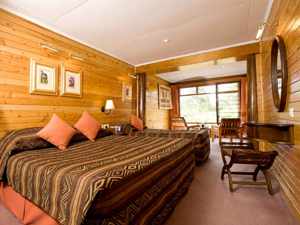 Serena Mountain Lodge - Family-friend accommodation
