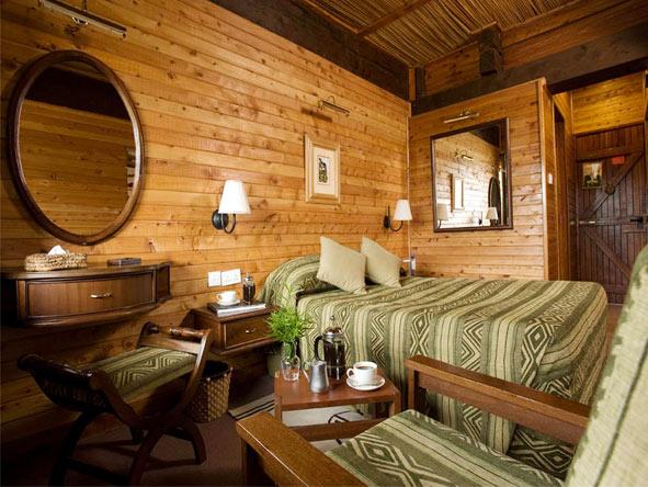 Serena Mountain Lodge - Local Kikuyu culture