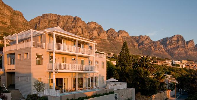 Top Beach Hotels in Cape Town - Sea Five