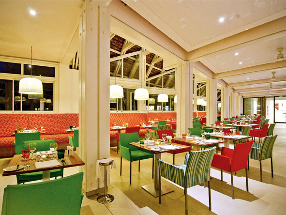 Ambre Resort - Wide range of cuisine