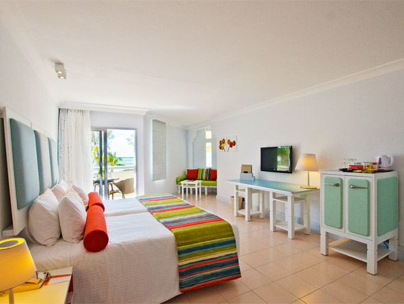 Ambre Resort - Spacious rooms