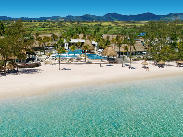 Ambre Resort - Golden-sand beaches