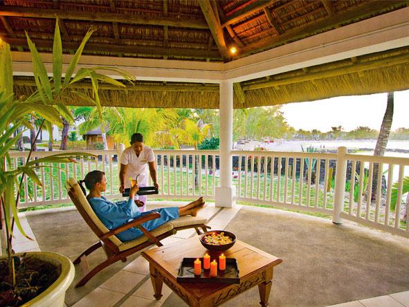 Ambre Resort - Spa treatments