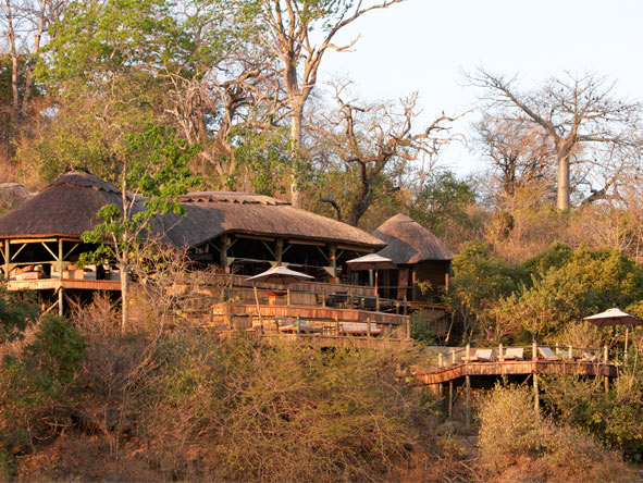Serena Mivumo River Lodge - Stunning views