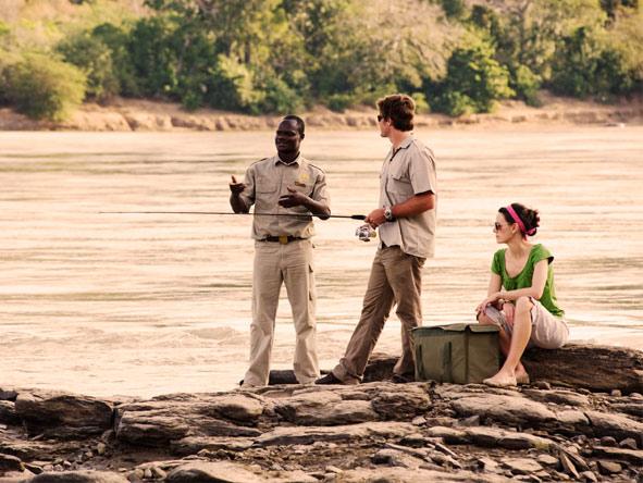 Serena Mivumo River Lodge - Afternoon fishing