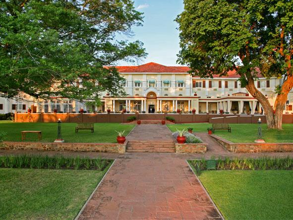 Classic Cape, Kruger & Vic Falls Adventure - Victoria Falls Hotel