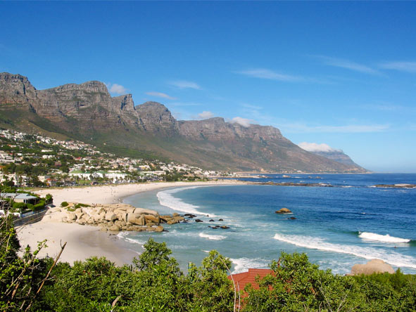 Fantastic Cape Town, Sun City & Kruger Holiday - Stunning beaches