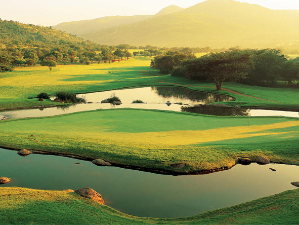 Fantastic Cape Town, Sun City & Kruger Holiday - Championship golf courses