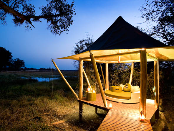 Xaranna Tented Camp - Private sala