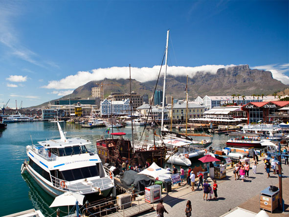 Cape Town, Sun City & Kruger Family Journey - V&A Waterfront