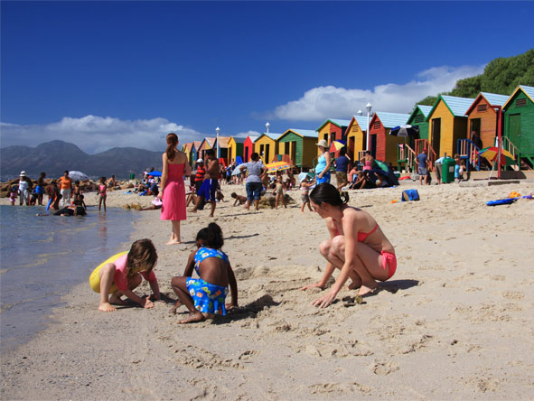 Cape Town, Winelands & Kruger Family Holiday - Stunning beaches