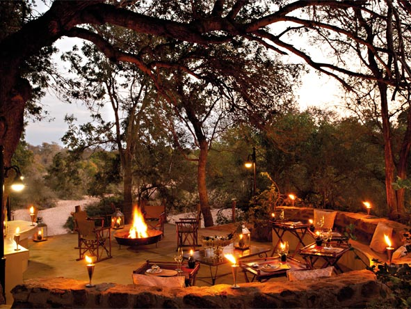 Cape Town & Kruger Family Adventure - Alfresco dining