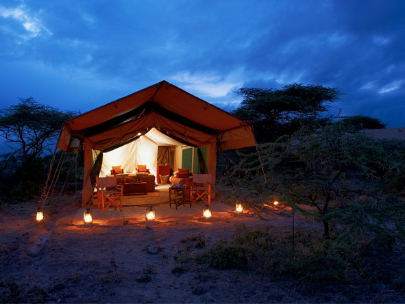Ubuntu Camp - Authentic safari experience