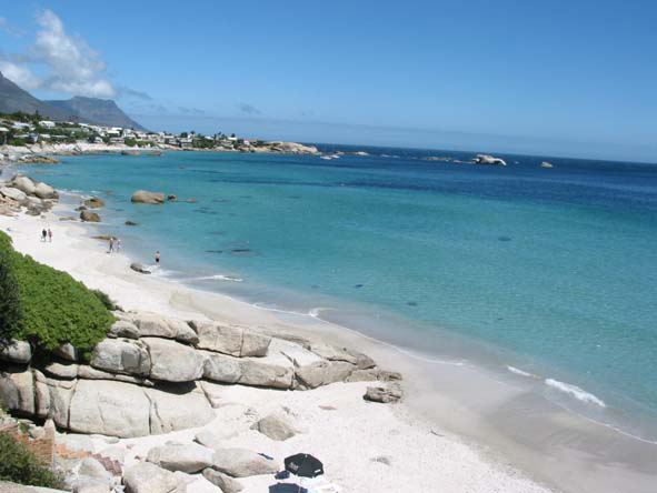 Affordable Cape Town, Gardens & Safari - Stunning beaches