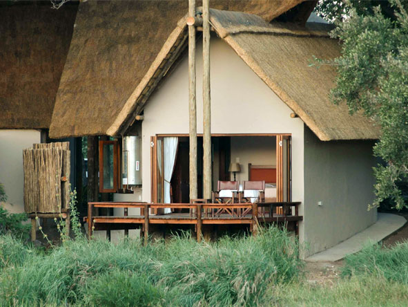 Kruger & Victoria Falls Safari Adventure - Riverfront views