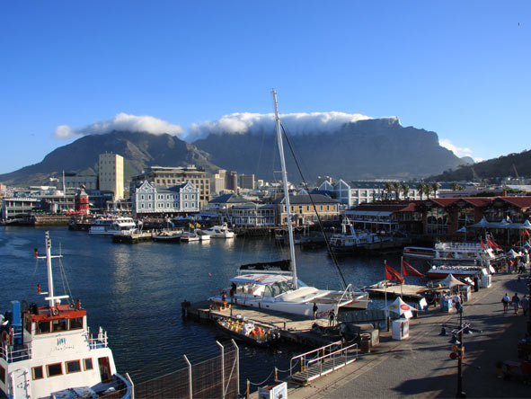 Fun-filled Cape Town, Sun City & Safari Holiday - V&A Waterfront