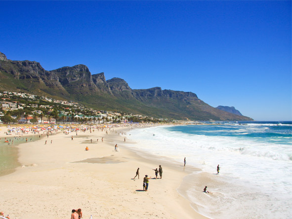 Fun-filled Cape Town, Sun City & Safari Holiday - Stunning beaches