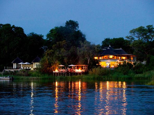 Sussi & Chuma - Zambezi River