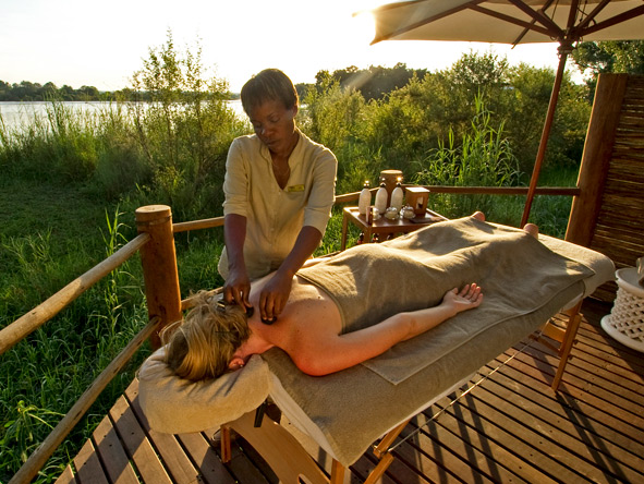 Sussi & Chuma - In-house safari spa