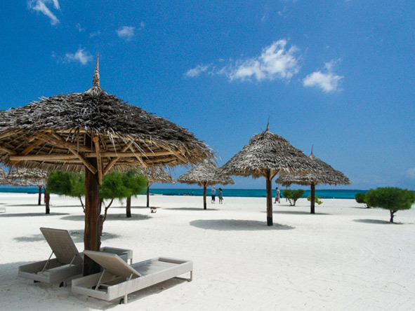 Gold Zanzibar Beach House and Spa - Kendwa Beach