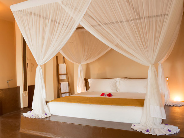 Gold Zanzibar Beach House and Spa - Spacious villas